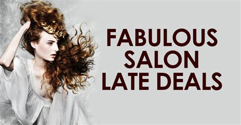 hairdressers deals worcester last minute hairdressing discounts in worcester