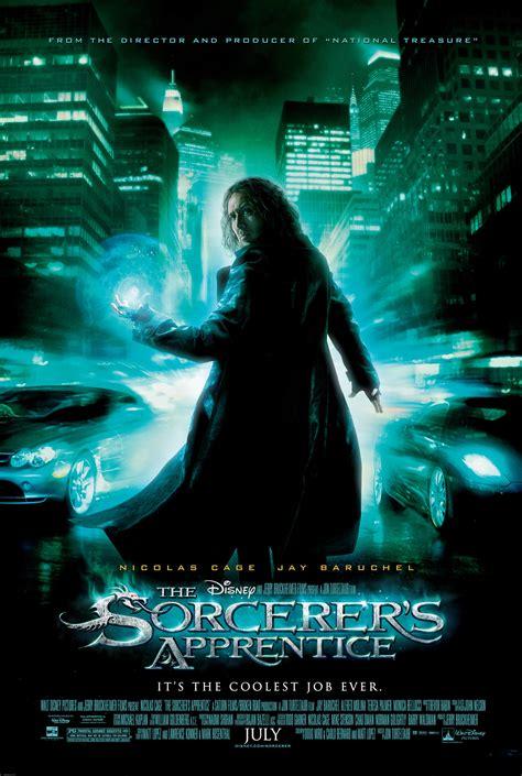 nicolas cage wizard film brad reviews the sorcerer s apprentice starring nicolas