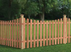 Concrete Bench Prices - universal forest products spaced picket wood fence styles