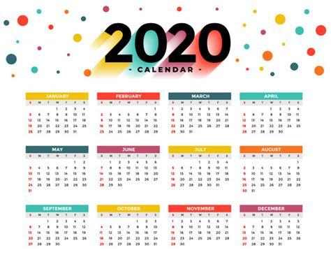 kalender  kostenlose vektor