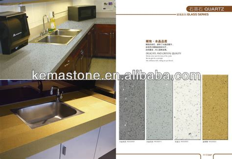 Polishing Solid Surface Countertops by Artificial Quartz Countertop Surface And Edge Buy