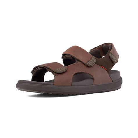 fitflop sandals fitflop fitflop landsurfer sandal in grained