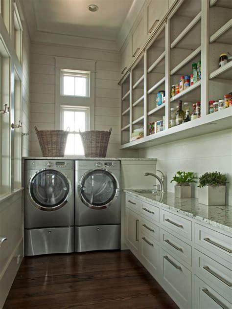 interesting lovely smart kitchen interior designs decozilla 8 tidy laundry rooms that make washday fun hgtv