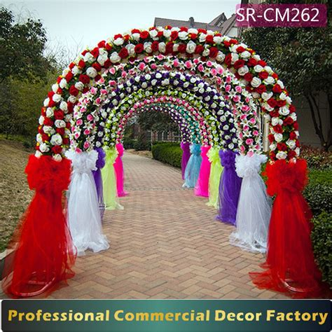 Wedding Gate by Marriage Flower Decoration Gate Www Pixshark