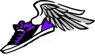 Download image running shoe with wings clip art pc android iphone