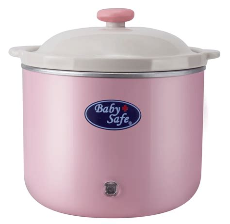 steam cooker baby safe