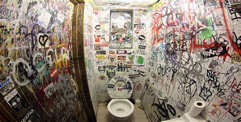 graffiti in bathrooms graffiti interesting npcs