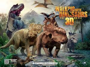 character featurettes for walking with dinosaurs the 3d movie