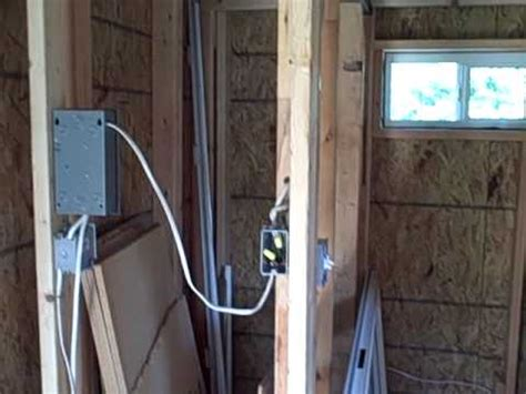 tiny house electrical tiny house exterior and electrical tour youtube