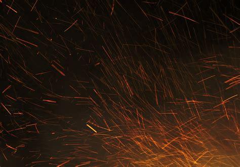 gambar cahaya malam merah kegelapan panas percikan