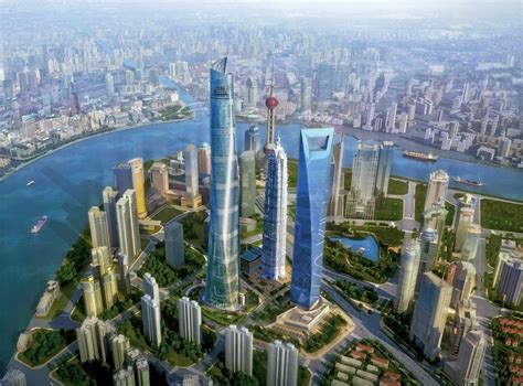 High Rise Residential Building Floor Plans by Tower In China Shanghai Tower