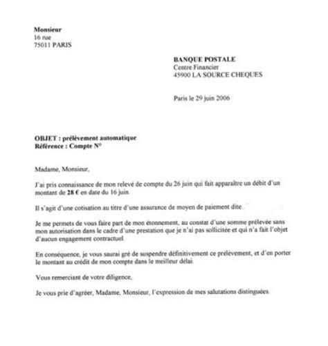 Demande De Remboursement Lettre Gratuite Banque Demande De Remboursement De Pr 233 L 232 Vement Non Contractuel Plumeacide Le De Plume