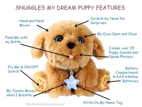 snuggles my puppy live pets snuggles my puppy review robotic toys