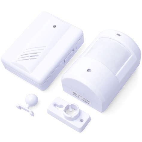 Bel Alarm wireless door bell welcome alarm chime motion sensor