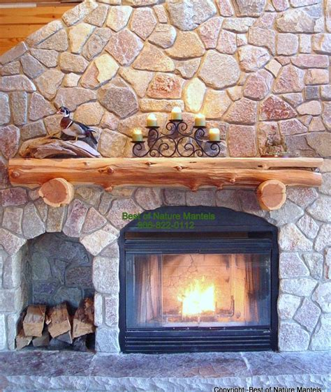 oak fireplace mantel wood fireplace log rustic wood