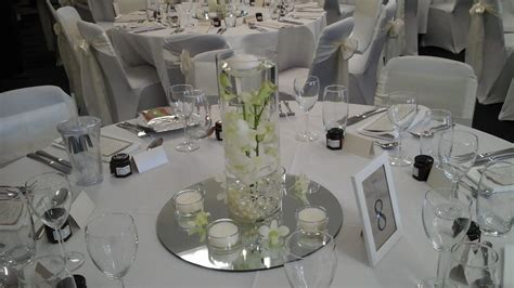 mirror centerpieces for tables hire centerpiece mirror bases wedding hire