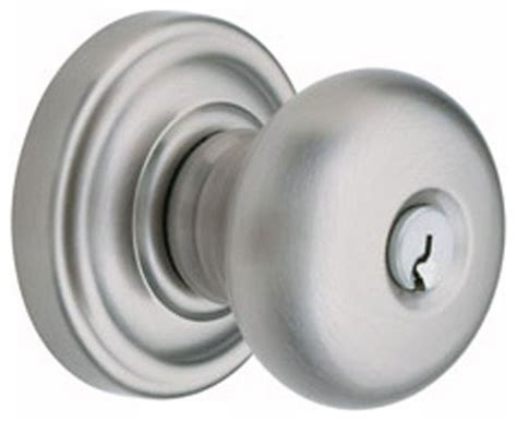 Traditional Door Knobs by Classic Entry Knob Satin Nickel Traditional Door