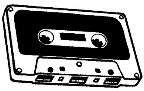 cassette tape gif gif by fashionizta 14 photobucket