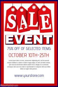 Retail Sales Flyer Templates Free