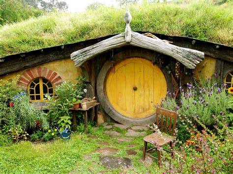 the magic of a hobbit house the magic of a hobbit house