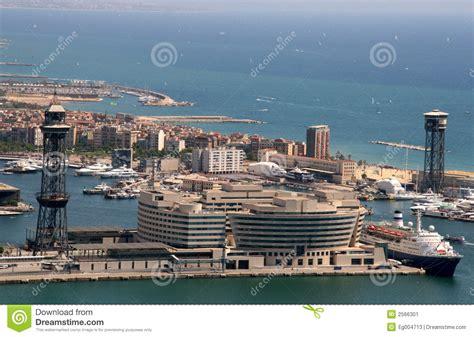 barcelona to porto porto di barcellona immagine stock immagine di downtown