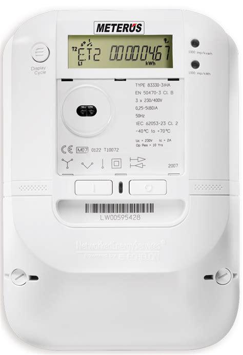 meters to smart meter