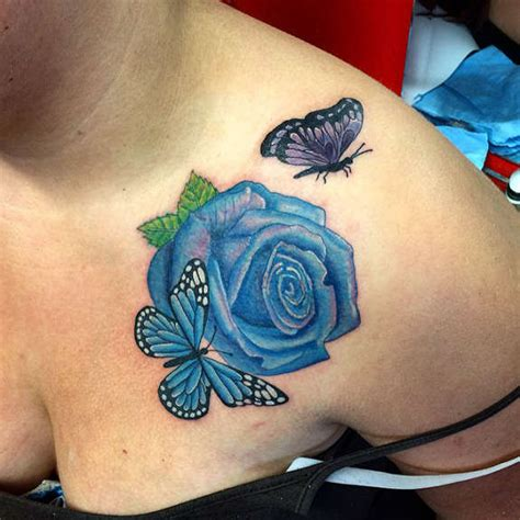 butterfly tattoo on shoulder 27 pleasant butterfly shoulder tattoos and designs