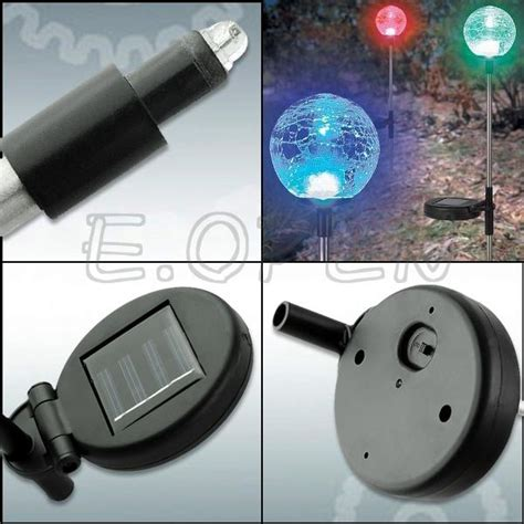 Replacement Parts For Solar Lights Recycle Garden Solar Replacement Solar Panels For Garden Lights