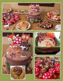 Woodland Themed Baby Shower Food by The Food Table At S Woodland Themed Baby