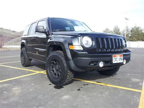 jeep patriot lifted 16 s and duratracs 225 75 16 jeep pinterest jeeps