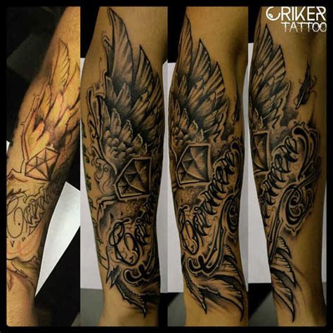 diamond with wings tattoo designs 115 inventive wings tattoos and designs for