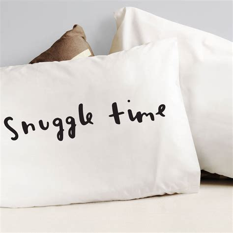 The Pillow Company by Snuggle Time Pillowcase By Company
