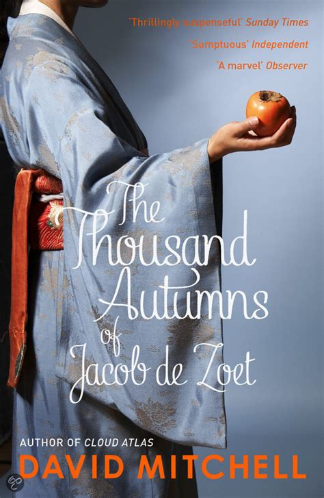 the thousand autumns of jacob de zoet a novel bol the thousand autumns of jacob de zoet david
