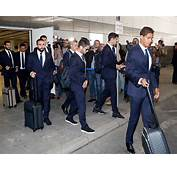 Arrival Of Real Madrid  Photos CF