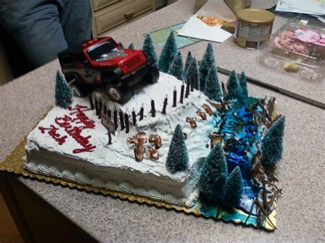happy birthday jeep cake jeep shaped birthday cake image inspiration of cake and