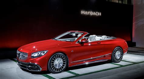 mercedes benz maybach the new mercedes maybach s 650 cabriolet