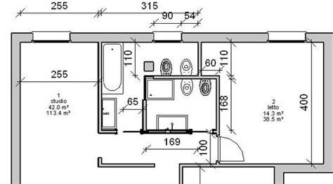 come disegnare un bagno pianta bagno disabili edilinvest