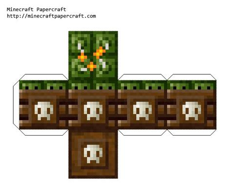 Minecraft Papercraft All Blocks - minecraft a collection of ideas to try about other