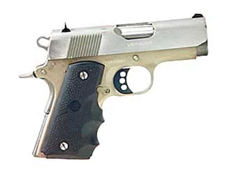 woodland rubber sts colt s manufacturing defender semi automatic 1911 compact