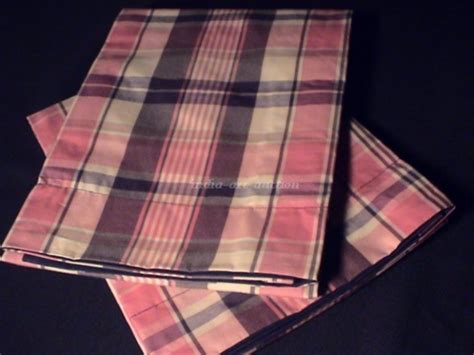 ralph lauren down comforter plaid new ralph lauren logo down alt plaid navy pink twin