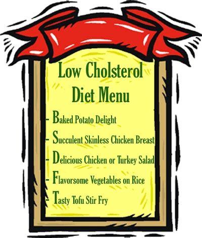 life changing low cholesterol diet plan good cholesterol