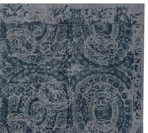 Bosworth Printed Rug Pottery Barn Interior Decoration Pottery Barn Bosworth Rug