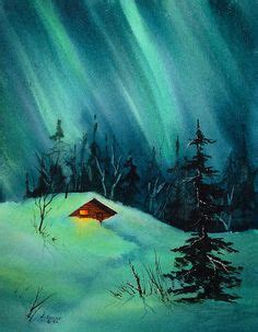 paint nite vaudreuil 1000 images about acrylic ideas northern lights on