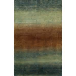 Blue Ombre Area Rug Area Rugs Studiolx Karela Ombre Blue Rug 9 X 12 By Trans