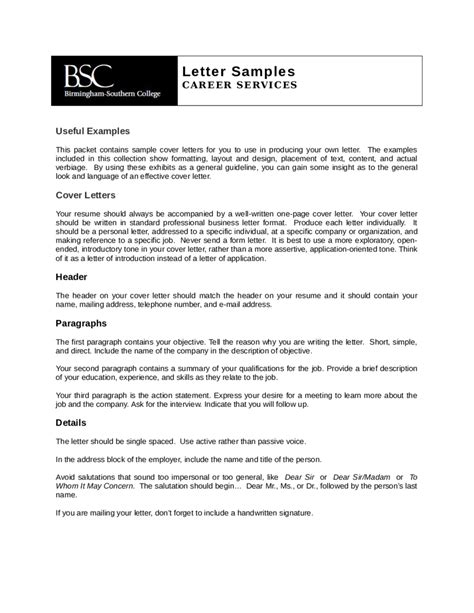 cover letter for customer service specialist customer specialist cover letter