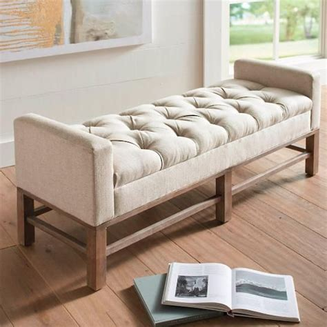 bench style sofa bed the 25 best end of bed bench ideas on bed