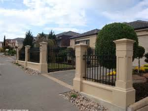Interior Stone Walls Home Depot Exterior Amazing Front Yard Fences Ideas Front Yard