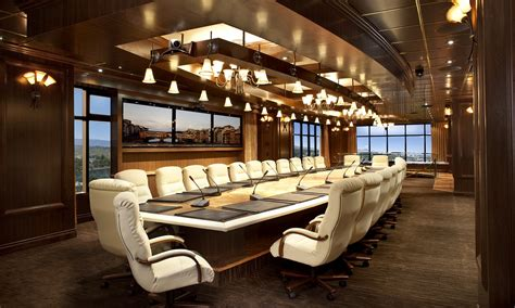 boardroom design luxurious conference room design white elegant chairs with