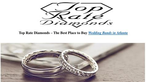 ppt top rate diamonds the best place to buy wedding
