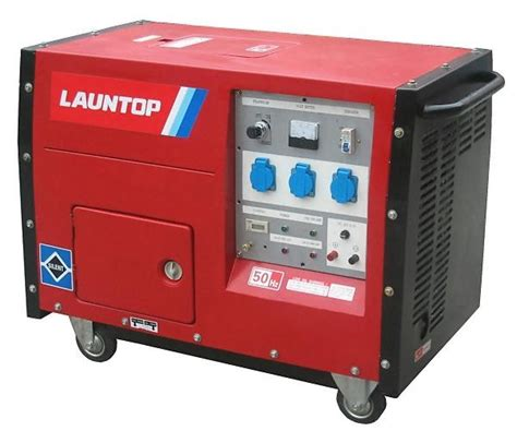 diesel generator ldg6000s launtop china other